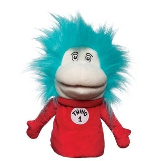 Dr. Seuss Thing 1 Thing 2 Hand Puppet