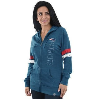 New England Patriots Athletic Tradition Women's Hoodie