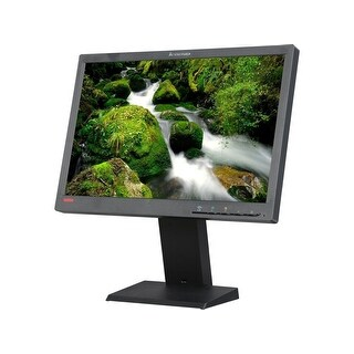 "Refurbished - Lenovo ThinkVision L1951P 19"" LCD Anti-Glare Monitor 1440 x 900 16:10 VGA DVI-D"