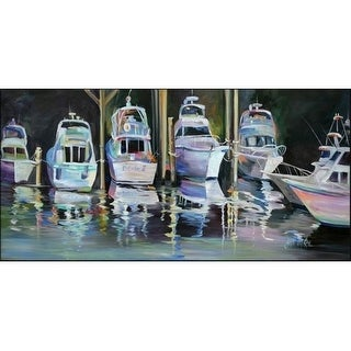Carolines Treasures JMK1316HRM2858 Sailboats Endorfin Indoor & Outdoor Runner Mat 28 x 58 in.