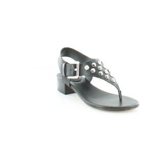 Michael Kors Valencia Thong Women's Sandals & Flip Flops Black