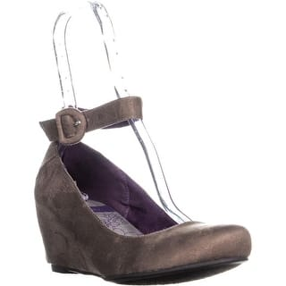 be9e2072f95a Buy Brown Women s Wedges Online at Overstock