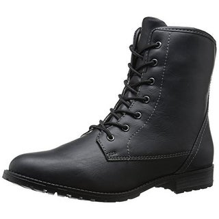 Sporto Womens Pamela Winter Boots Ankle Lace-Up