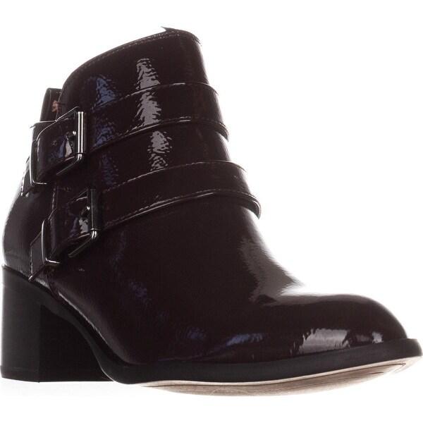 Franco Sarto Raina Dress Ankle Boots, Burgundy