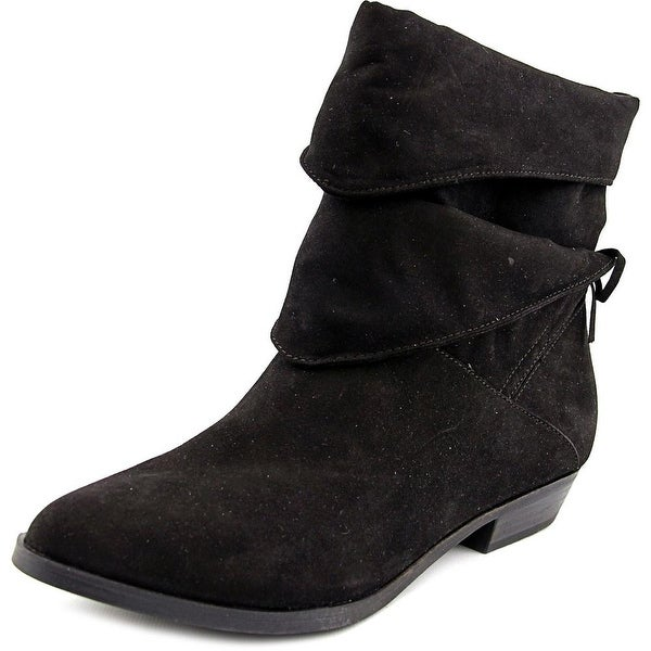 Indigo Rd. Jemma Women Pointed Toe Synthetic Ankle Boot