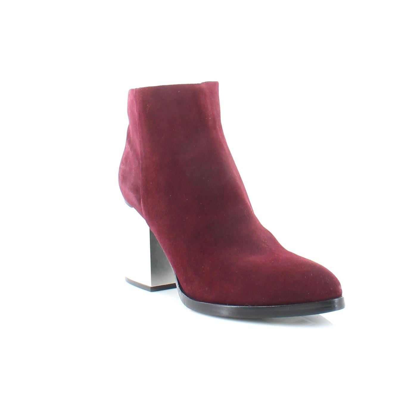 399378a99b8 Alexander Wang Gabi Women's Boots Burgundy