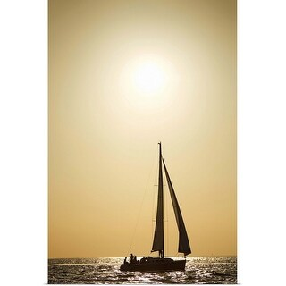 """Sailboat"" Poster Print"