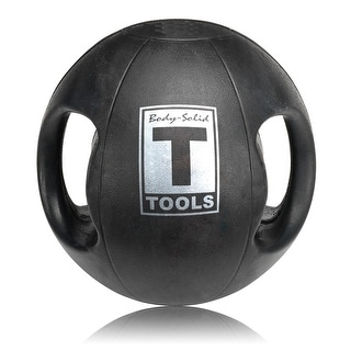 Body-Solid Medicine Ball - Black
