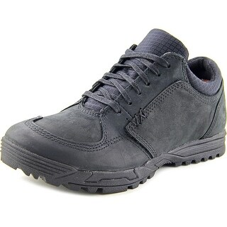 5.11 Tactical Pursuit Lace Up Youth Round Toe Suede Cross Training