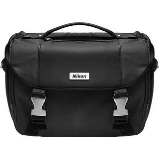 Nikon 11714B Deluxe Digital SLR Camera Case - Black (Refurbished)