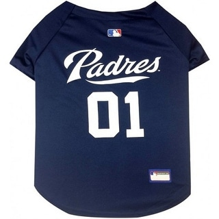 San Diego Padres Dog Jersey - Extra Small