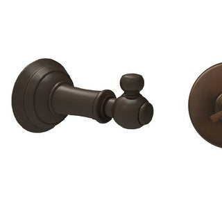 Newport Brass 34-12 Single Robe Hook for the Aylesbury and Jacobean Collections