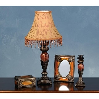 Meyda Tiffany 69538 Lamp Sets from the Amherst Collection