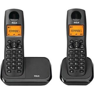 RCA 2161-2BKGA DECT 6.0 Cordless Phone