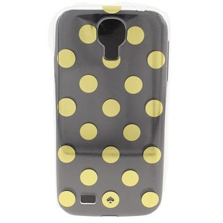 Kate Spade Womens Cell Phone Case Polka Dot Hard Shell