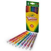 (8 Bx) Crayola Twistables Crayons 8Ct Per Bx