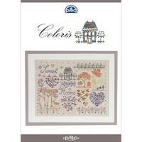 Dmc Books-Coloris Sweet Home Pattern Book