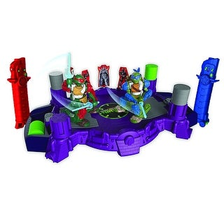 Teenage Mutant Ninja Turtles Battroborg Arena: Leonardo Vs Raphael