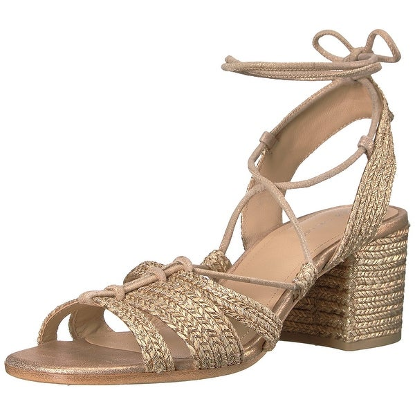 Pour La Victoire Womens Amada Open Toe Casual Slingback Sandals