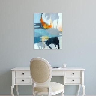 Easy Art Prints Sidsel Brix's 'Shadows' Premium Canvas Art