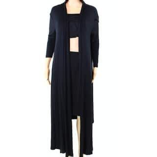 Nene Leakes NEW Black Womens Size Small S Cardigan Open-Front Sweater|https://ak1.ostkcdn.com/images/products/is/images/direct/8b6ff9c469dda0c30b29629250cf7ecda82bf869/Nene-Leakes-NEW-Black-Womens-Size-Small-S-Cardigan-Open-Front-Sweater.jpg?impolicy=medium