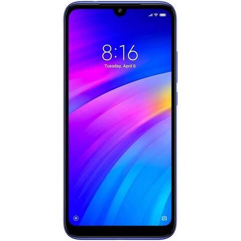 Xiaomi Redmi 7 32GB Unlocked GSM Dual SIM Phone w/ Dual 12MP & 2MP Camera