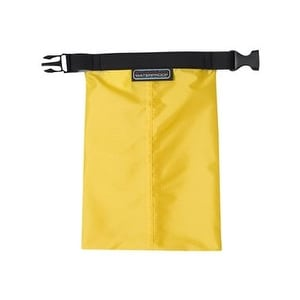 Seam-Sealed Ripstop Pouch - Yellow - One Size