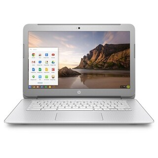 "Manufacturer Refurbished - HP Chromebook 14-ak031nr 14"" Laptop N2840 2.16GHz 4GB 16 GB eMMC Chrome OS"