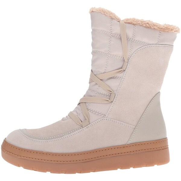 Bare Traps Womens Lancy Closed Toe Mid-Calf Cold Weather Boots