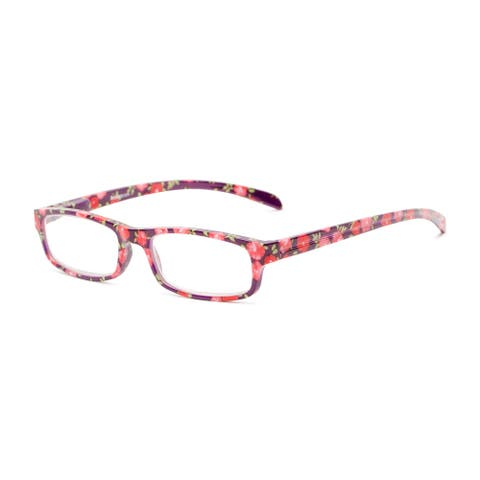 Readers.com The Buttercup Rectangle Reading Glasses