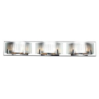 Alternating Current AC1096 Firefly Chrome 6 Light Bathroom Vanity