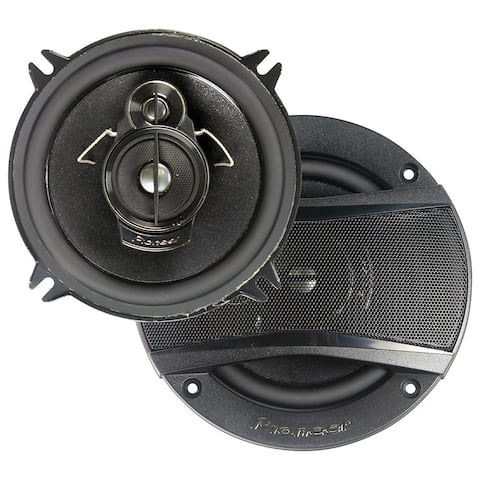"Pioneer 5.25"" Speakers 3 Way 300W Max"