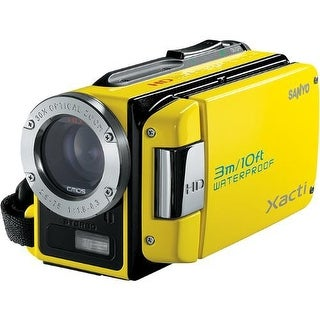 Sanyo Dual Camera Xacti 720p HD VPC-WH1 Camcorder (Yellow)|https://ak1.ostkcdn.com/images/products/is/images/direct/8b7505f135e548f7b1f67c707bc32f13b477f357/Sanyo-Dual-Camera-Xacti-720p-HD-VPC-WH1-Camcorder-%28Yellow%29.jpg?_ostk_perf_=percv&impolicy=medium