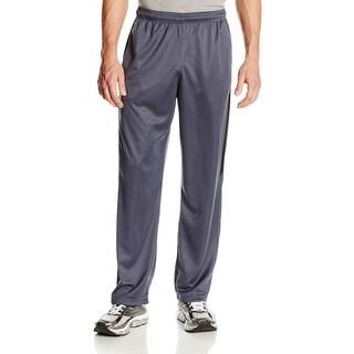Champion NEW Gray Mens Size Medium M Performance Colorblock Pants