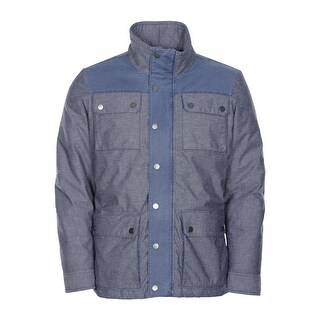 Tommy Hilfiger Barton 4-Pocket Jacket XX-Large Blue Down Fill Insulation