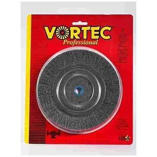 """Weiler 36002 Vortec Pro Crimped Wire Wheel, 6"""""""