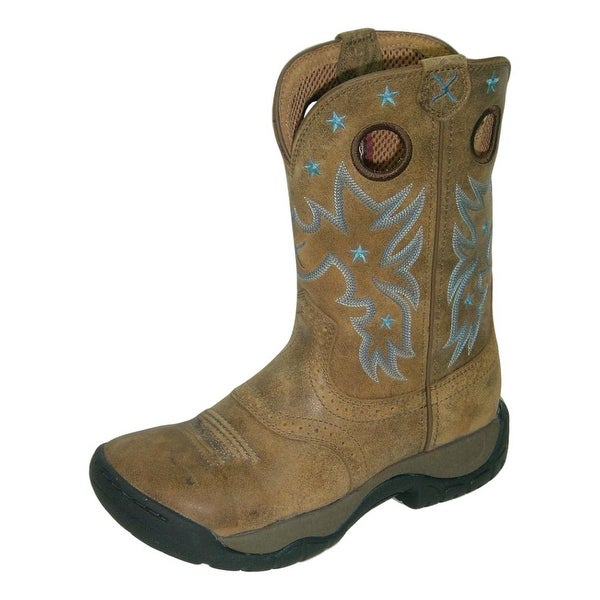 Shop Twisted X Western Boots Womens Cowboy All Around ...