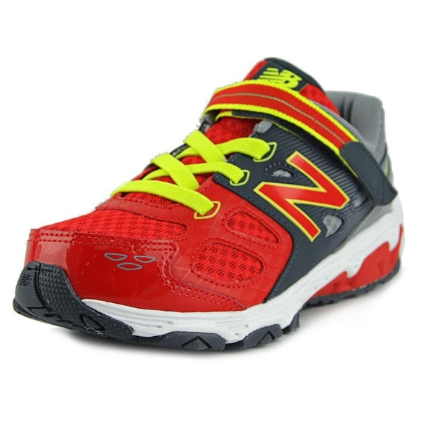 4036bb4228bc4 Shop New Balance KR680 Youth W Round Toe Synthetic Red Sneakers ...