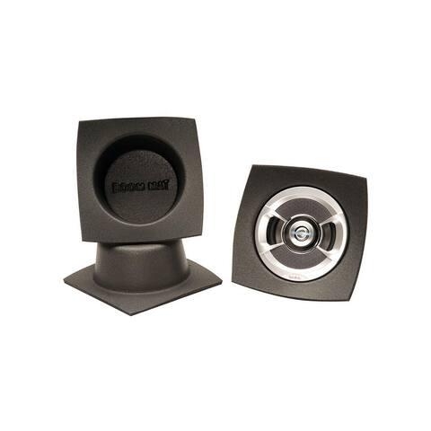 Dei 050331 dei boom mat speaker baffles 6.5 round slim pack of 2