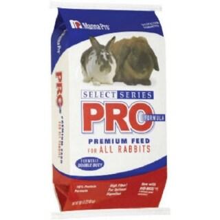 Manna Pro 0046902150 Select Series Pro Rabbit Food, 50 Lb