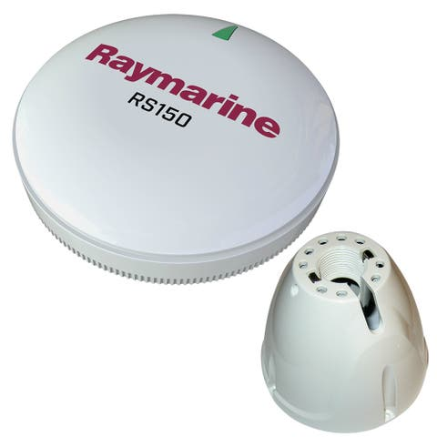 Raymarine T70327 RayStar 150 GPS Sensor with Pole Mount