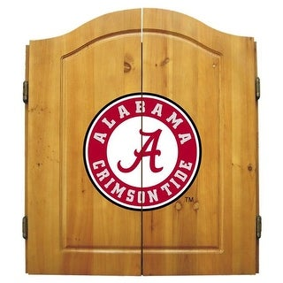 Imperial International 58-4001 University of Alabama Dart Cabinet Set