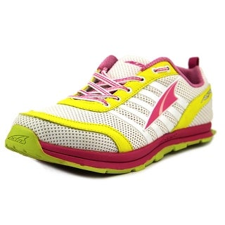 Altra The Instinct Jr. Youth EW Round Toe Synthetic Pink Running Shoe
