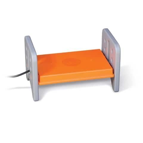 K&h pet products 2120 orange / gray k&h pet products thermo-poultry brooder orange / gray 8 x 13.5 x 8