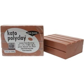 Brown - Kato Polyclay 12.5Oz