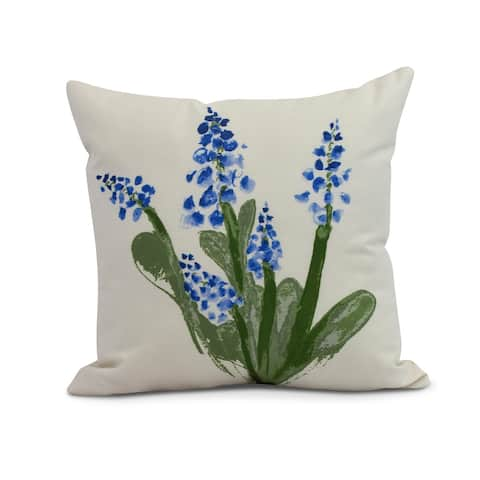 16 x 16 inch Bluebell Outdoor Pillow