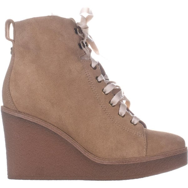 UGG Kiernan Wedge Lace-up Ankle Boots