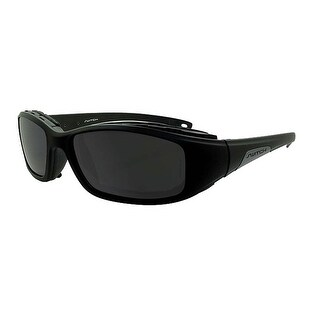 Switch Stormrider Matte Black Grey Polarized Lens with Climate Guard Sunglasses