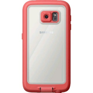 LifeProof Fre WaterProof Case for Samsung Galaxy S6 - Cutback Coral (Pink)