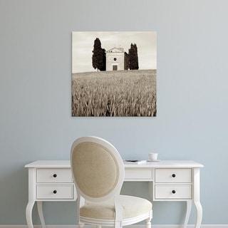 Easy Art Prints Alan Blaustein's 'Tuscany #9' Premium Canvas Art